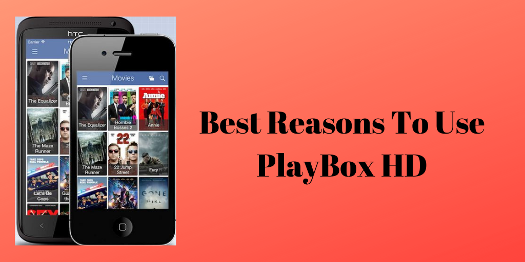 Use PlayBox HD