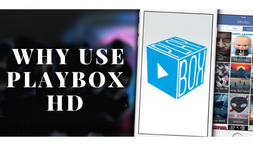 Why Use PlayBox HD